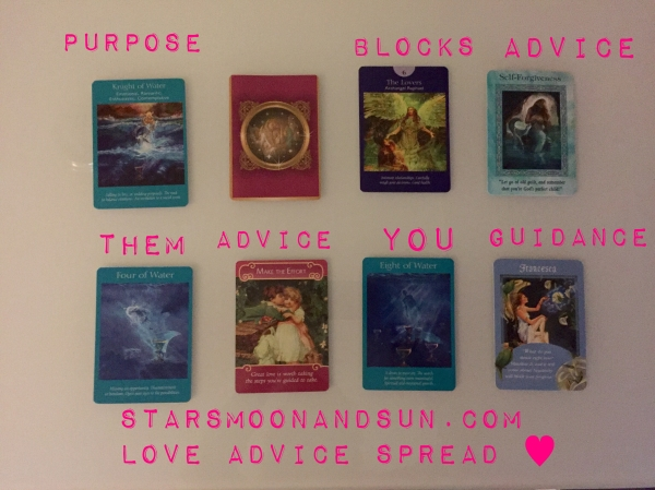 Love Advice Spread