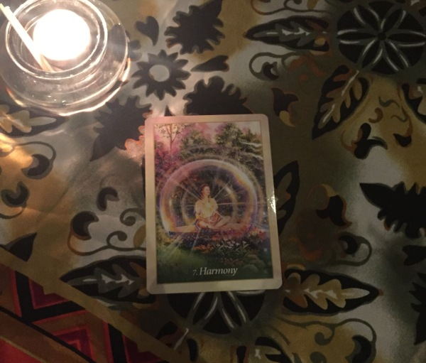 Harmony Oracle Card